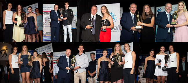 Team Athletes of the Year 2019