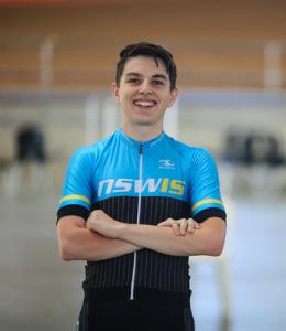 Gordon-Allan-Cyclist